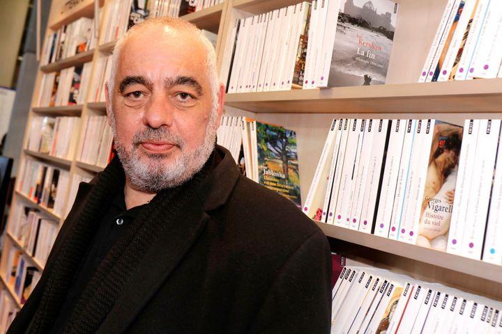 """Philippe Jaenada dresse un portrait de la société française des années 60 dans son nouveau roman """"Au printemps des monstres"""". (ERIC FOUGERE - CORBIS / CORBIS ENTERTAINMENT)"""