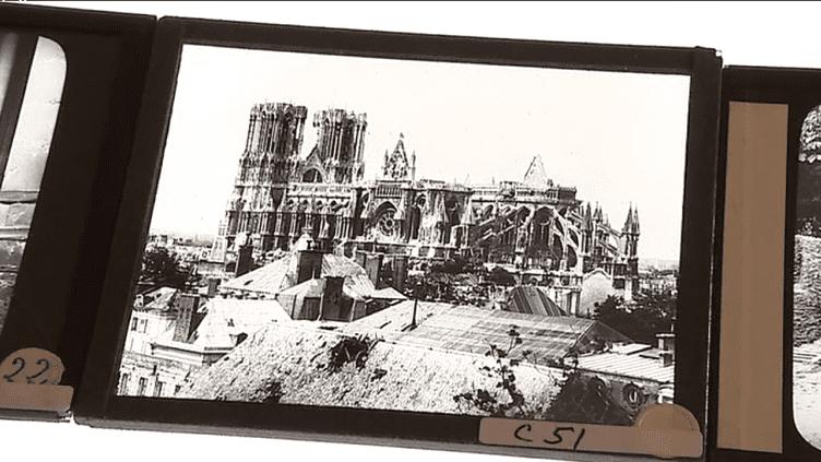 Les photos de Marius Poirier offertes à la ville de Reims  (France 3 Culturebox - capture d'écran - Marius Poirier)
