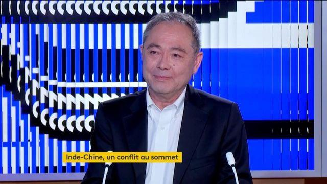 """Tensions entre l'Inde et la Chine : """"La Chine redessine le monde"""", estime Alain Wang"""