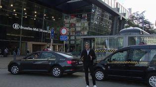 Taxis : test d'efficacité dans trois gares européennes (France 2)