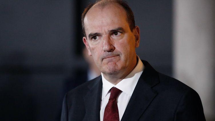 Jean Castex, Premier ministre, le 5 juillet 2020. (THOMAS COEX / AFP)