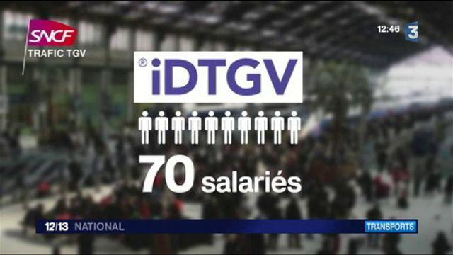 La SNCF met un terme à son offre IDTGV