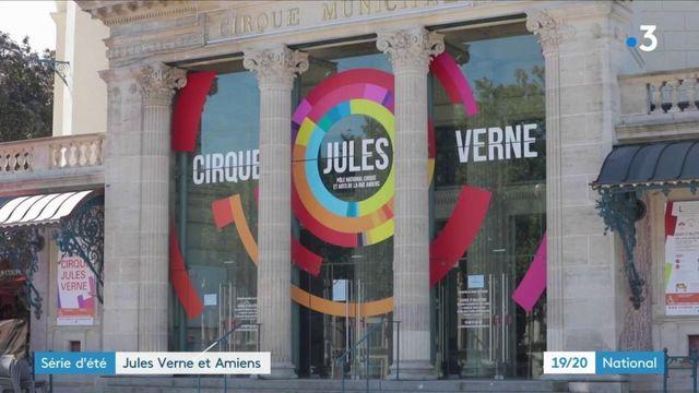 Série d'été : Jules Verne et Amiens