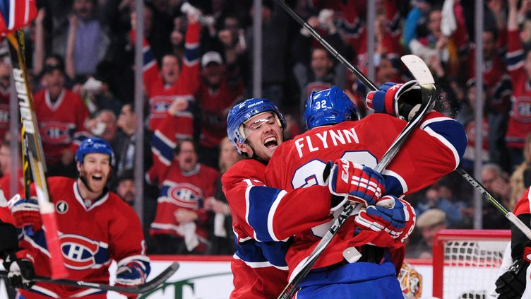 Les Canadiens ont bien entamé les Playoffs (RICHARD WOLOWICZ / GETTY IMAGES NORTH AMERICA)