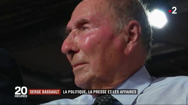 Serge Dassault : la politique, la presse et les affaires