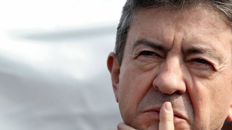 Jean-Luc Mélenchon (KENZO TRIBOUILLARD / POOL / AFP)