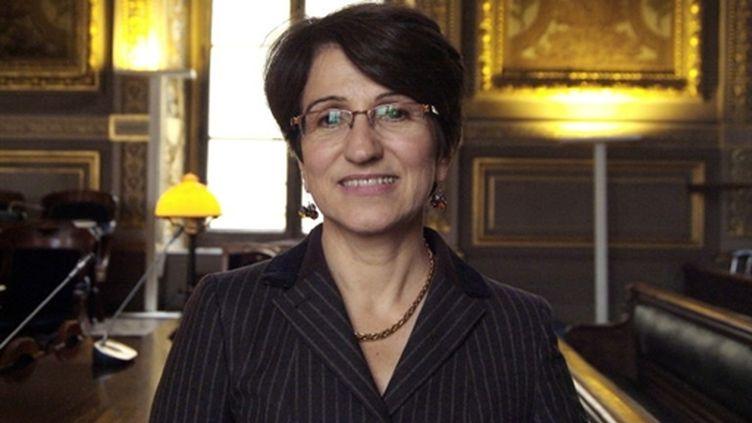 Dominique Versini (en 2007) (AFP/ HERMINIE PHILIPPE)