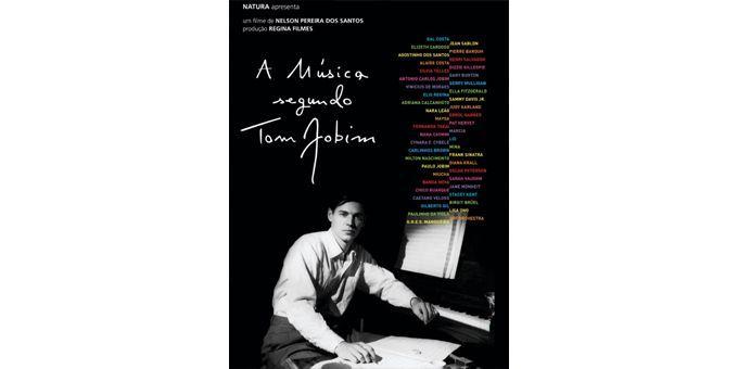 """""""A Música segundo Tom Jobim""""  (DR)"""