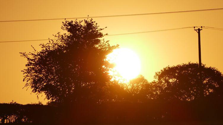 Les températures pourraient être supérieures à la normale cet été sur les trois quarts de la France. (MAXPPP)