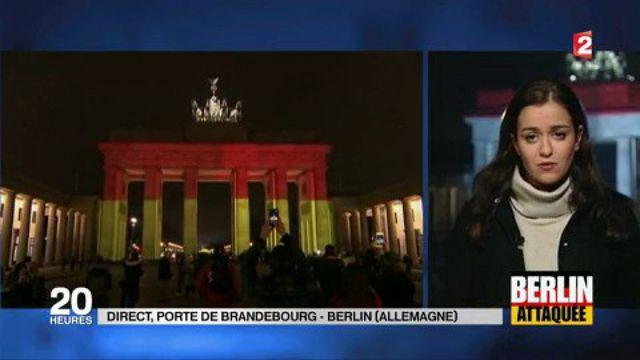 """Berlin attaqué : """"Il y a beaucoup d'incompréhension, de tristesse et de colère chez les Allemands"""""""