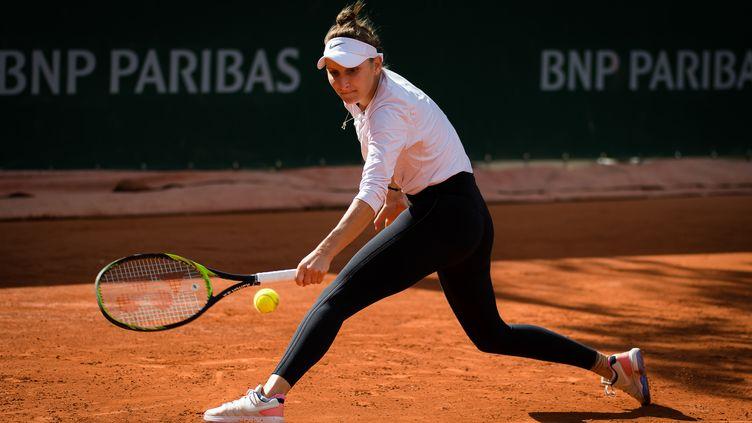 La finaliste de Roland-Garros 2019, Marketa Vondrousova. (ROB PRANGE / SPAINDPPI)