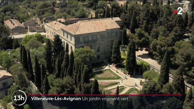 Villeneuve-lès-Avignon : un jardin remarquable et respectueux de l'environnement