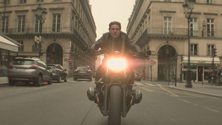 """Tom Cruise a réalisé lui-même ses cascades dans le sixième épisode de """"Mission Impossible"""".  (Paramount Pictures)"""