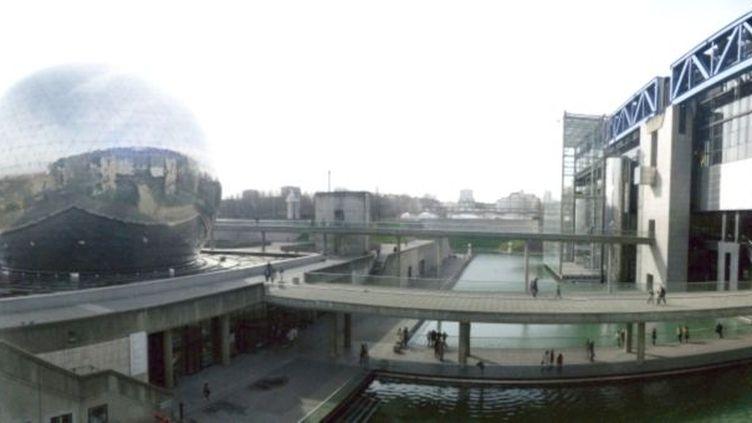 La Géode et la Cité des Sciences de La Villette  (DR)