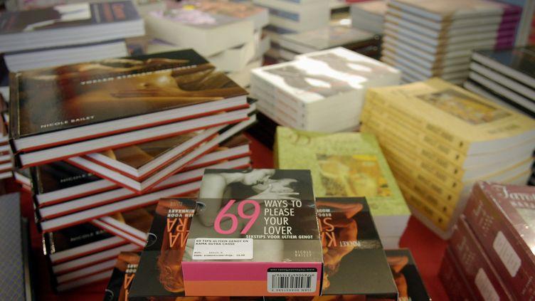 La Foire du Livre d'Anvers (Belgique) le 30 octobre 2007 (DIRK WAEM / BELGA MAG / AFP)