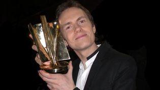 Alexandre Tharaud, soliste instrumental de l'année (20/02/2012)  (Annie Yanbékian)