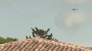 Var : le maire de Ramatuelle se bat contre les survols incessants d'hélicoptères (FRANCE 2)