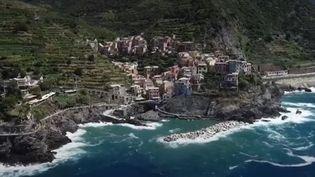 Les Cinque Terre en Italie (Capture d'écran France 2)