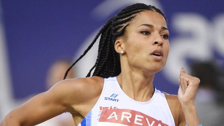 La coureuse française de 400m Floria Gueï  (STEPHANE KEMPINAIRE / STEPHANE KEMPINAIRE)