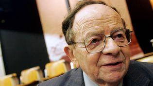 Henri Alleg avait 91 ans  (ERIC CABANIS / AFP)