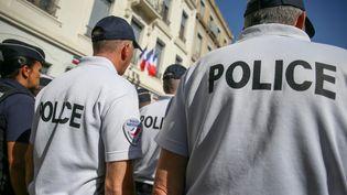 Comme tout Français, les policiers sont évalués chaque année (NICOLAS GUYONNET / HANS LUCAS)