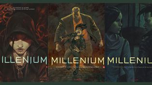 """Dupuis va continuer la saga """"Millenium"""" en BD, avec des histoires inédites  (Dupuis)"""