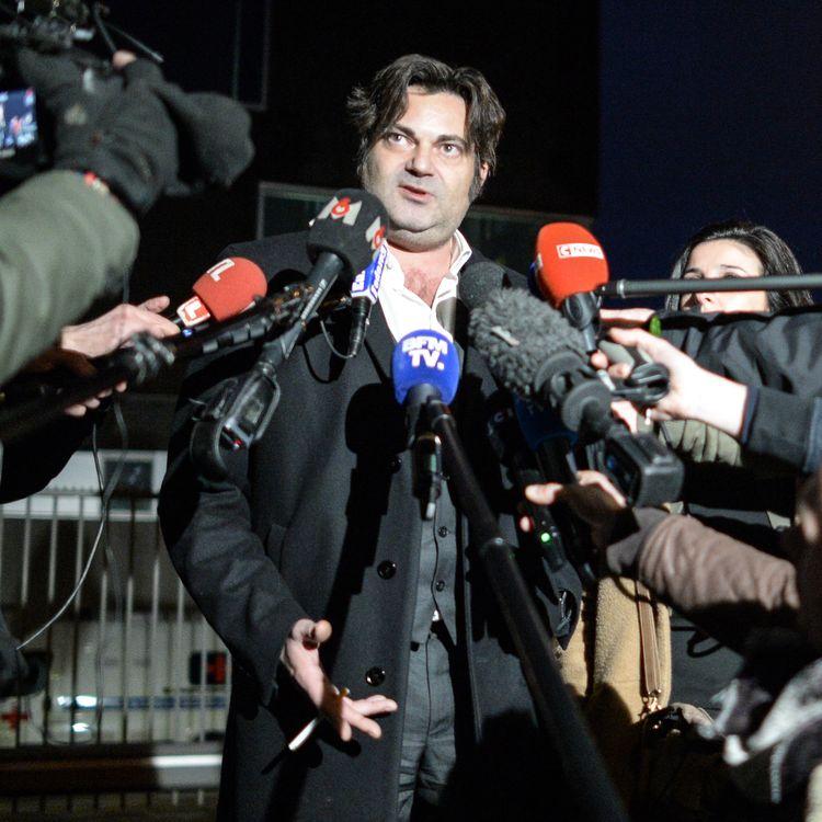 Randall Schwerdorffer, le 30 janvier 2018, à Besançon (Doubs). (SEBASTIEN BOZON / AFP)