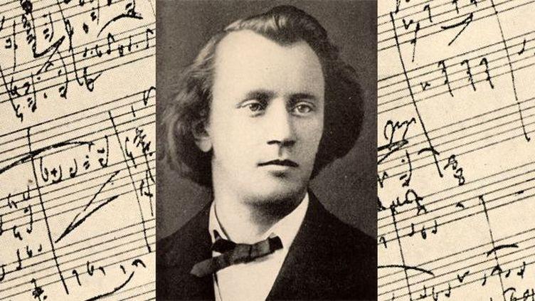 Brahms a écrit cette petite pièce à l'âge de 20 ans  (DPA/MAXPPP & ANN RONAN PICTURE LIBRARY AFP)