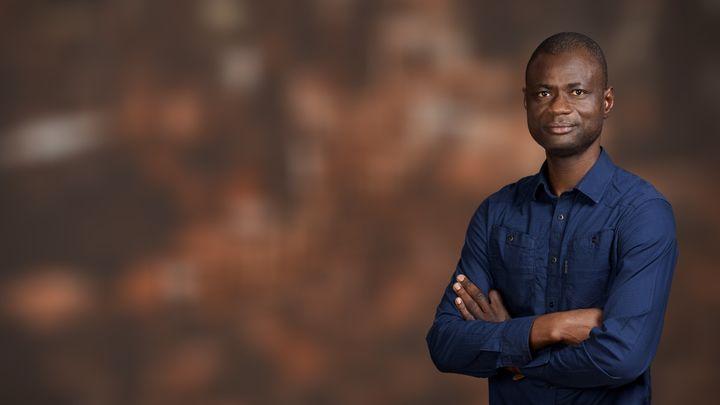 Alex Moussa Sawadogo, directeur artistique du Ouaga Film Lab (AS)