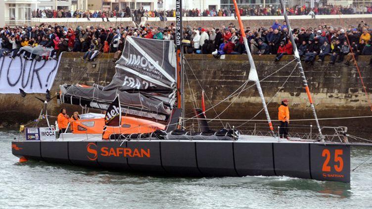 Safran (FRED TANNEAU / AFP)
