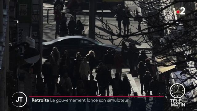 Réforme des retraites : un simulateur lancé par le gouvernement