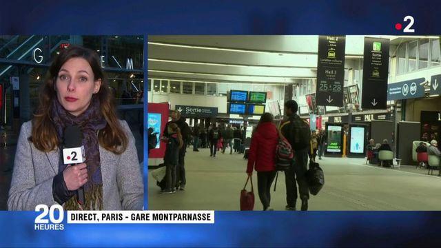 Grève des transports : l'Ile-de-France particulièrement touchée