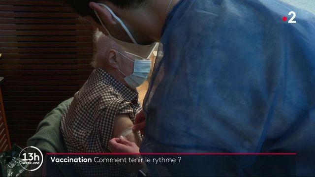 Covid-19 : comment la France va-t-elle tenir le rythme des vaccinations ?