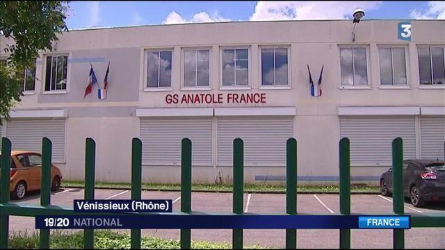 Vénissieux : un enfant de 12 ans poignardé dans une école primaire