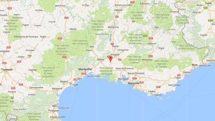 Un homme de 21 ans a été interpellé, mercredi 28 juin, par la gendarmerie nationale à Tarascon (Bouches-du-Rhône). (GOOGLE MAPS)