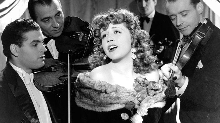 """Suzy Delair dans """"Quai des Orfèvres"""" de Henri Georges Clouzot (MAJESTIC FILMS)"""