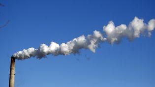 Illustration générique sur la fumée d'une usine, la pollution, l'environnement. (MAXPPP)