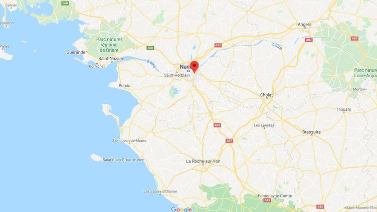 Saint-Sebastien-sur-Loire, en Loire Atlantique. (FRANCEINFO / RADIO FRANCE)