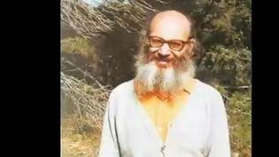 Alexandre Grothendieck est décédé. (CAPTURE D'ÉCRAN FRANCE 3)