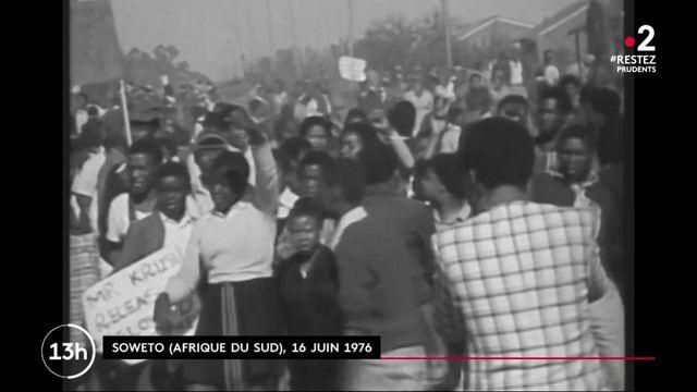Dans le rétro : il y a 44 ans, le début des émeutes sud-africaines de Soweto