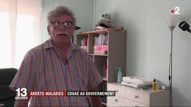 Arrêts-maladies : les ministres en désaccord