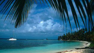 L'archipel de San Blas, au Panama. (MICHEL RENAUDEAU / AFP)