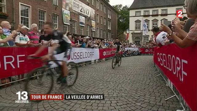 Tour de France : la veillée d'armes