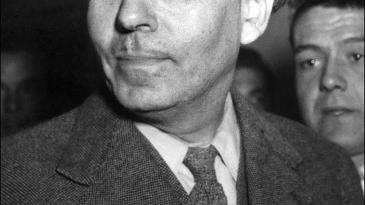 L'écrivain Louis-Ferdinand Céline, en octobre 1951. (- / AFP)
