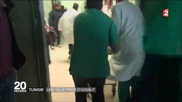 Tunisie : affrontements meurtriers entre l'armée et des jihadistes