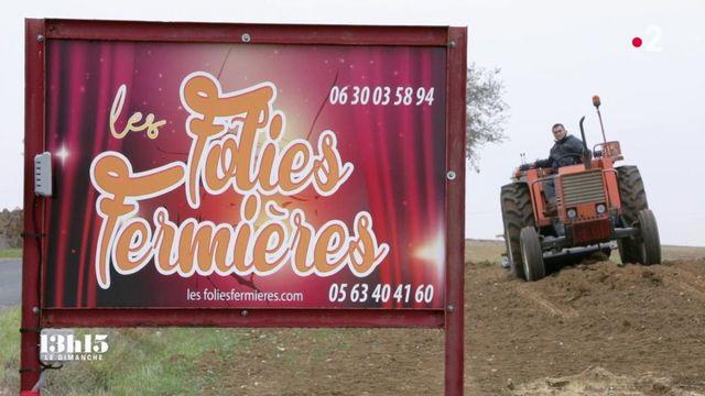 VIDEO. Tarn : un éleveur ouvre le premier cabaret à la ferme de France pour sauver son exploitation... Et ça marche !