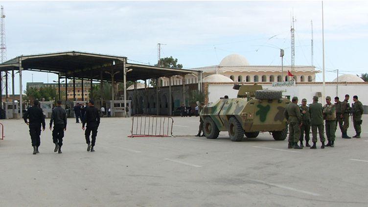 (Les combats se sont produits à Ben Guerdane, ville du sud-est de la Tunisie, proche de la frontière libyenne. Photo d'illustration © Reuters)