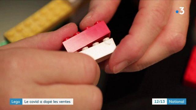 Jouets : l'entreprise Lego bat des records de vente