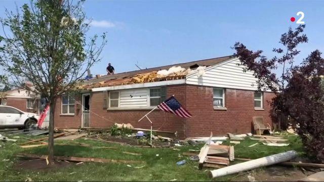 États-Unis : une année record pour les tornades