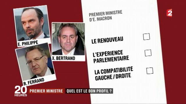 Premier ministre d'Emmanuel Macron : quel est le bon profil ?